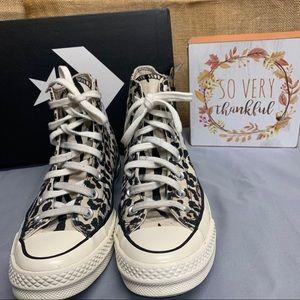 Converse Chuck Taylor Hi Cheetah Print Shoes